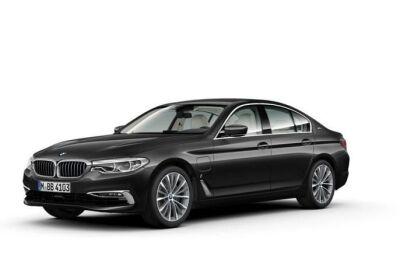 BMW Serie 5 530e Luxury Sophisto Grey Km 0