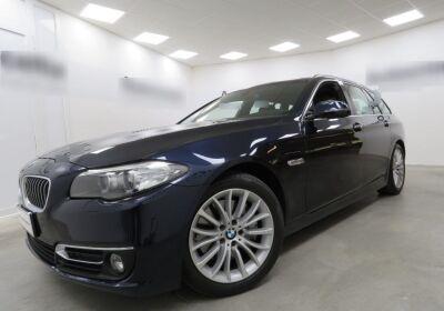 BMW Serie 5 d Touring xdrive Luxury Imperial blue Usato Garantito