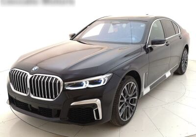 BMW Serie 7 730d auto Carbon Black Km 0