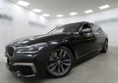 BMW Serie 7 760Li xDrive Saphirschwarz Usato Garantito