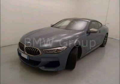 BMW Serie 8 M 850i Coupe xdrive auto Hellayella Usato Garantito