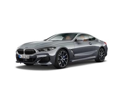 BMW Serie 8 840d 48V xDrive Coupé Bluestone Da immatricolare