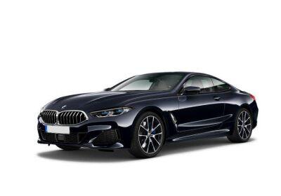 BMW Serie 8 840d Coupè xDrive auto Carbonschwarz Da immatricolare