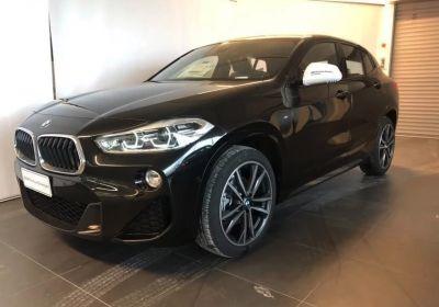 BMW X2 xDrive18d Msport Saphirschwarz Km 0