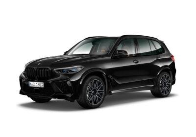 BMW X5 M 4.4 Competition 625cv auto Saphirschwarz Da immatricolare