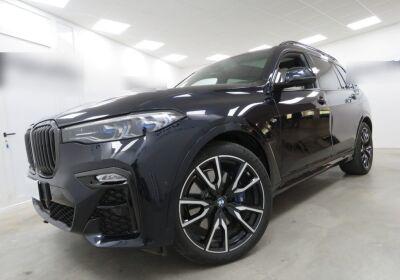 BMW X7 xdrive30d auto 7p.ti Carbonschwarz Usato Garantito
