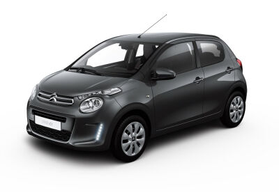CITROEN C1 1.0 VTi 72 S&S 5 porte Feel Graphite Grey Km 0
