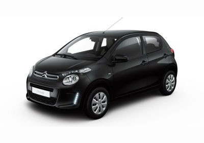 CITROEN C1 1.0 VTi 72 S&S 5 porte Feel Ink Black Km 0