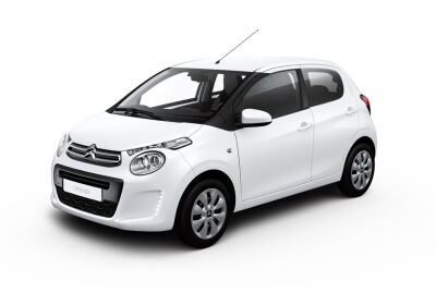 CITROEN C1 1.0 VTi 72 S&S 5 porte Feel Polar White Km 0