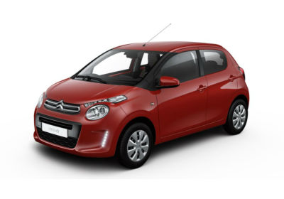 CITROEN C1 1.0 VTi 72 S&S 5 porte Feel Love Red Km 0