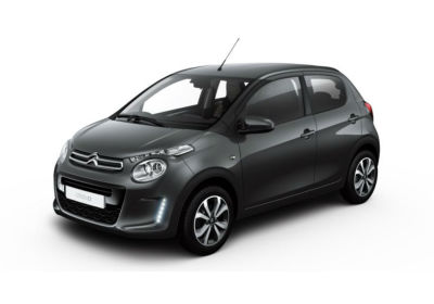 CITROEN C1 VTi 72 5 porte Shine Graphite Grey Km 0