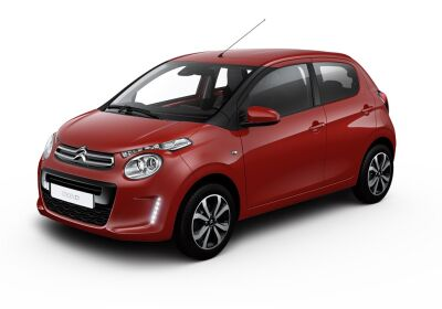 CITROEN C1 VTi 72 5p. Shine Love Red Km 0