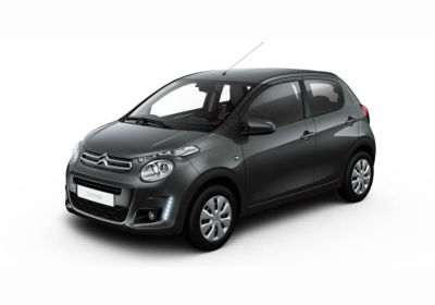 CITROEN C1 VTi 72 S&S 5 porte Feel Graphite Grey Km 0