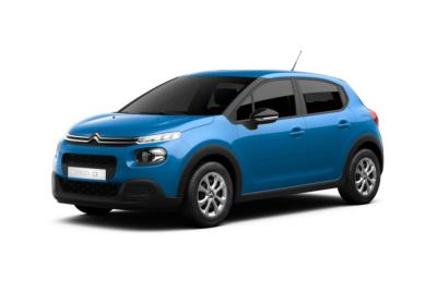 CITROEN C3 BlueHDi 100 S&S Feel Cobalt Blue Km 0