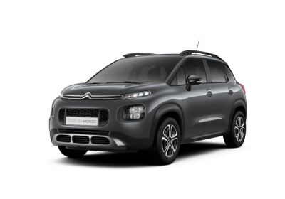 CITROEN C3 Aircross 1.5 bluehdi Feel s&s 110cv Grigio Platinum Km 0