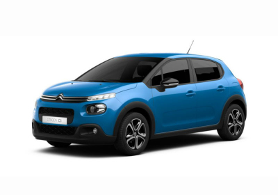 CITROEN C3 BlueHDi 100 S&S Feel Cobalt Blue Km 0