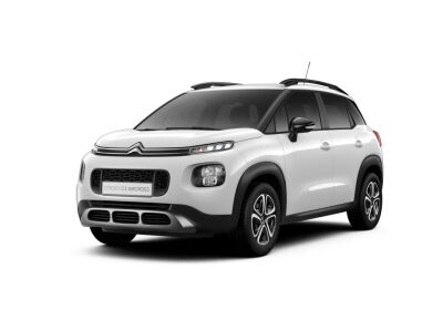 CITROEN C3 Aircross BlueHDi 110 S&S Feel Natural White Da immatricolare