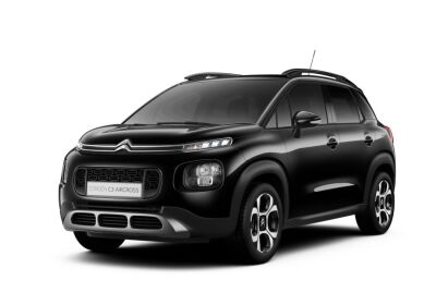 CITROEN C3 Aircross BlueHDi 100 S&S Shine Night Black Km 0