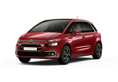 CITROEN C4 SpaceTourer BlueHDi 130 S&S Feel Ruby Red Km 0