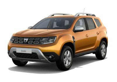 DACIA Duster 1.0 tce Comfort 4x2 100cv Orange Atacama Km 0