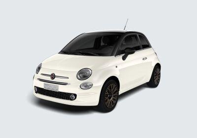FIAT 500 1.2 120 easypower Gpl 69cv Bianco Km 0