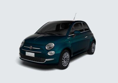 FIAT 500 1.0 hybrid Dolcevita 70cv Blu dipinto di Blu Km 0