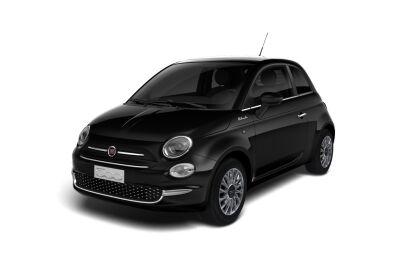 FIAT 500 1.0 hybrid Dolcevita 70cv Nero Vesuvio Km 0