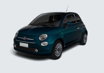 FIAT 500 1.0 Hybrid Lounge Blu dipinto di Blu Km 0