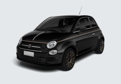FIAT 500 1.2 Collezione Nero Vesuvio Da immatricolare