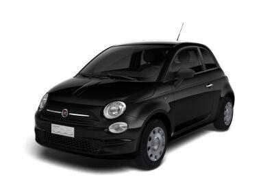 FIAT 500 1.2 Cult easypower Gpl 69cv Nero Vesuvio Km 0