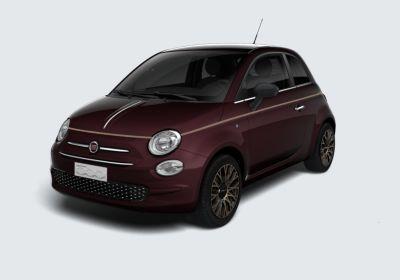 FIAT 500 1.2 EasyPower Collezione MY 19 Bordeaux Opera Km 0