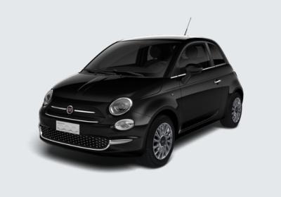FIAT 500 1.2 EasyPower Lounge MY 19 Nero Vesuvio Km 0