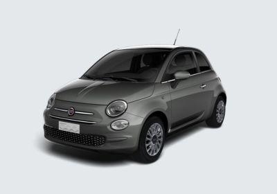 FIAT 500 1.2 EasyPower Lounge my20 Grigio Pompei Km 0