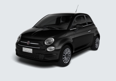 FIAT 500 1.2 EasyPower Lounge my20 Nero Vesuvio Km 0