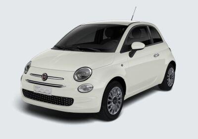 FIAT 500 1.2 EasyPower Lounge Bianco Gelato Km 0