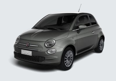 FIAT 500 1.2 EasyPower Lounge Grigio Pompei Km 0