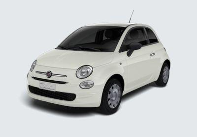 FIAT 500 1.2 EasyPower Pop Bianco Gelato Km 0