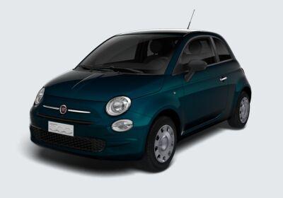 FIAT 500 1.2 EasyPower Pop Blu dipinto di Blu Km 0