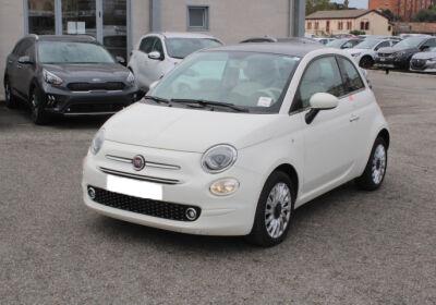 FIAT 500 1.2 Lounge 69cv Bianco Gelato Usato Garantito