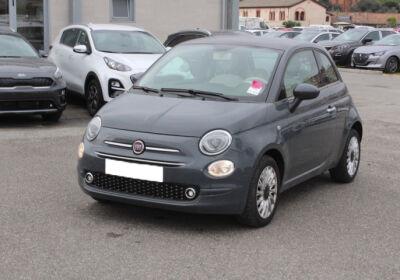 FIAT 500 1.2 Lounge 69cv Grigio Carrara Usato Garantito