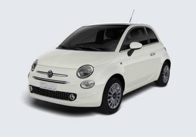 FIAT 500 1.2 Lounge 69cv Bianco Gelato Km 0