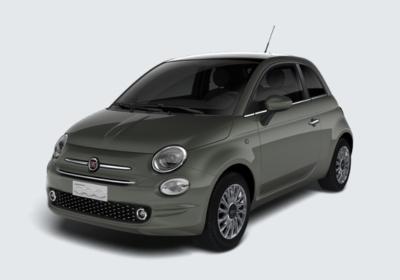 FIAT 500 1.2 Lounge MY 19 Grigio Colosseo Km 0