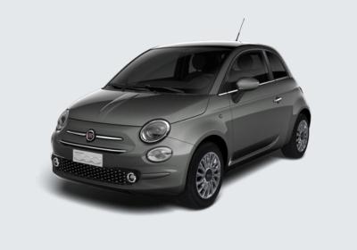 FIAT 500 1.2 Lounge MY 19 Grigio Pompei Km 0