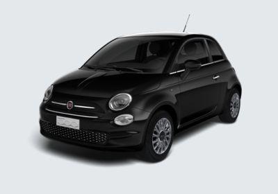 FIAT 500 1.2 Lounge MY 19 Nero Vesuvio Km 0