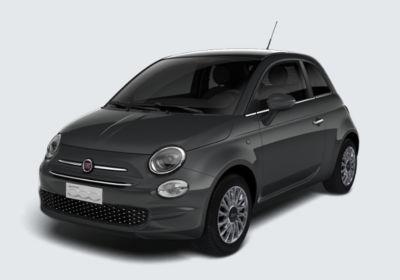 FIAT 500 1.2 Lounge 69cv Grigio Carrara Km 0