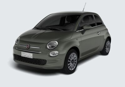 FIAT 500 1.2 Lounge 69cv Grigio Colosseo Km 0