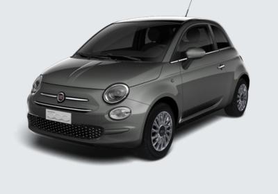 FIAT 500 1.2 Lounge MY20 Grigio Pompei Km 0