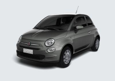 FIAT 500 1.2 Pop Grigio Pompei Km 0