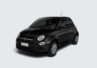 FIAT 500 1.2 Pop Nero Vesuvio Km 0