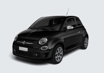 FIAT 500 1.2 Rockstar Nero Vesuvio Km 0